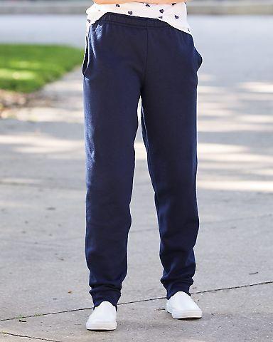 Jerzees 975YR Youth NuBlend® Jogger Fleece Pant