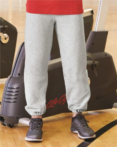Russel Athletic 696HBM Dri Power® Closed Bottom Sweatpants