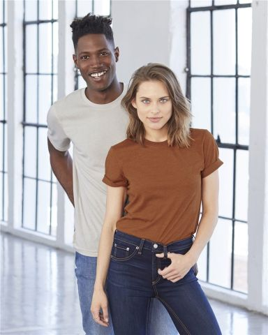 Bella + Canvas 3301 Unisex Sueded Tee