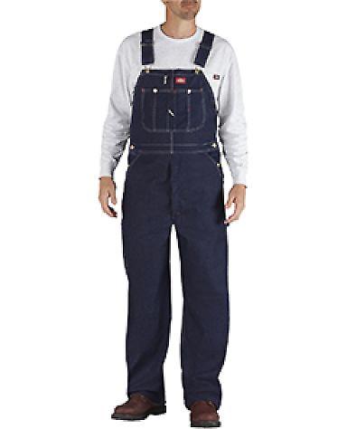 Dickies Workwear 83294 Unisex Indigo Denim Bib Overall INDIGO BLUE _44