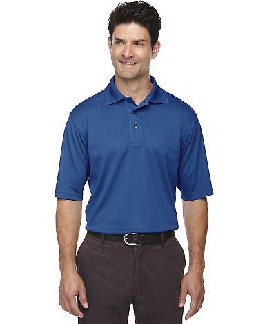 Extreme by Ash City 85092 Extreme Eperformance™ Men's Jacquard Piqué Polo MONARCH BLUE