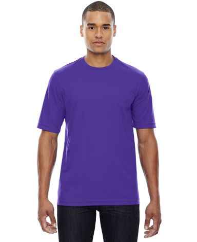 88182 Core 365 Pace  Men's Performance Piqué Crew Neck