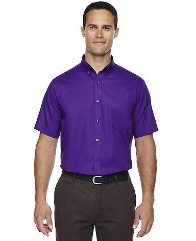 88194 Core 365 Men's Optimum Short-Sleeve Twill Shirt
