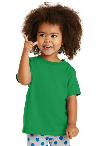 244 CAR54T Port & Company Toddler Core Cotton Tee