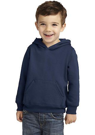 244 CAR78TH Port & Company Toddler Core Fleece Pullover Hooded Sweatshirt