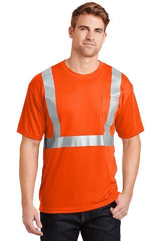 CornerStone ANSI Class 2 Safety T Shirt CS401