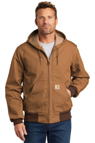 CARHARTT J131 Carhartt  Thermal-Lined Duck Active Jac