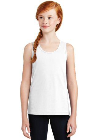 District DT5301YG    Girls The Concert Tank