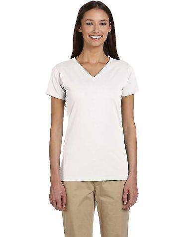EC3052 econscious Ladies' 4.4 oz., 100% Organic Cotton Short-Sleeve V-Neck T-Shirt