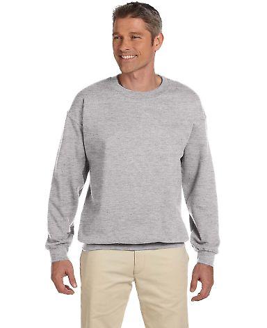 F260 Hanes® PrintPro®XP™ Ultimate Cotton® Sweatshirt Light Steel
