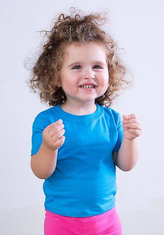 IC1040 Cotton Heritage 4.3oz Infant Crew Neck T-shirt Turquoise