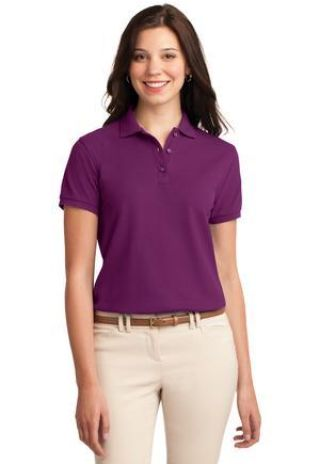 Port Authority Ladies Silk Touch153 Polo L500