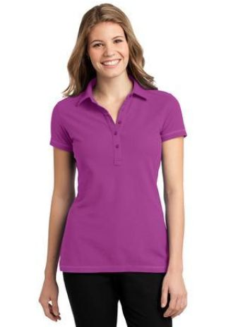 L559 Port Authority® Ladies Modern Stain-Resistant Polo