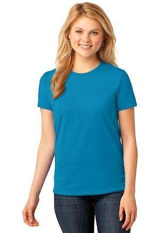LPC54 Port & Company® Ladies 5.4-oz 100% Cotton T-Shirt