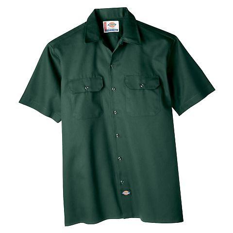 1574 Dickies Short Sleeve Twill Work Shirt