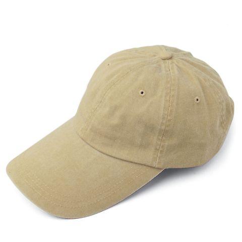 SB101 Adams Cotton Twill Pigment-Dyed Sunbuster Cap