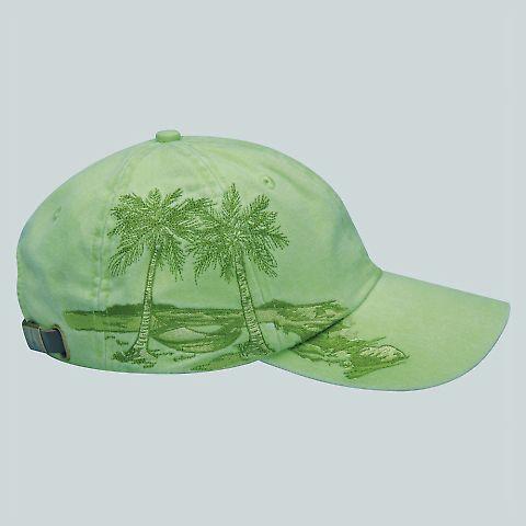 LPPT1 Adams Cotton Twill Resort Palm Trees