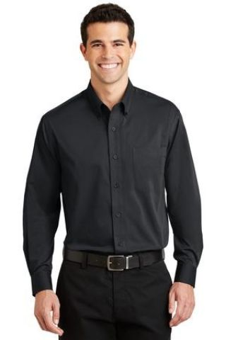 Port Authority Tonal Pattern Easy Care Shirt S613