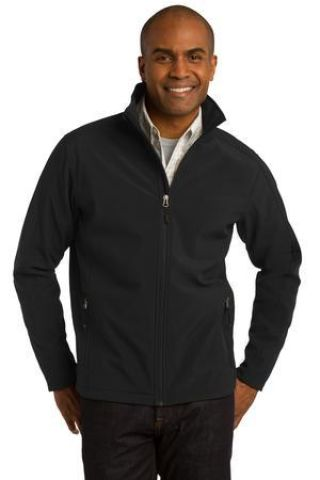 Port Authority TLJ317    Tall Core Soft Shell Jacket