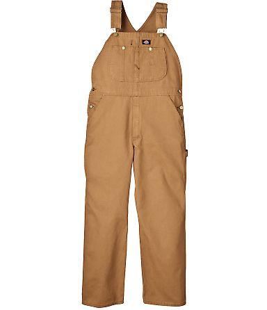 Dickies Workwear DB100R Men's Bib Overall BROWN DUCK _30
