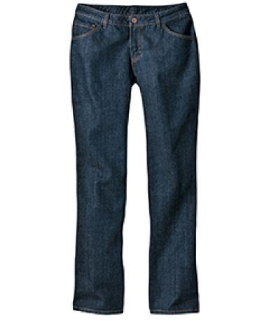 Dickies Workwear FD231 13 oz. Women's Denim Five-Pocket Jean IND BLUE _18