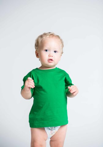 I1085 Cotton Heritage Little Rock Cotton Infant Tee