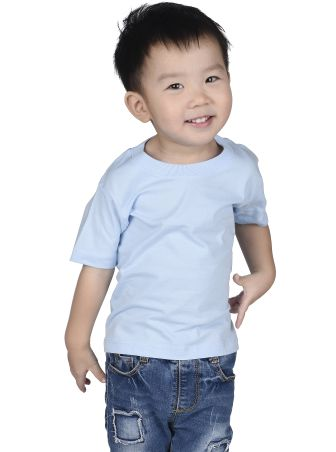 IC1040 Cotton Heritage 4.3oz Infant Crew Neck T-shirt