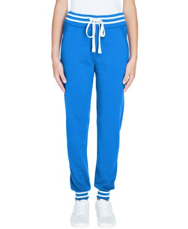 J America 8654 Relay Women's Jogger Royal
