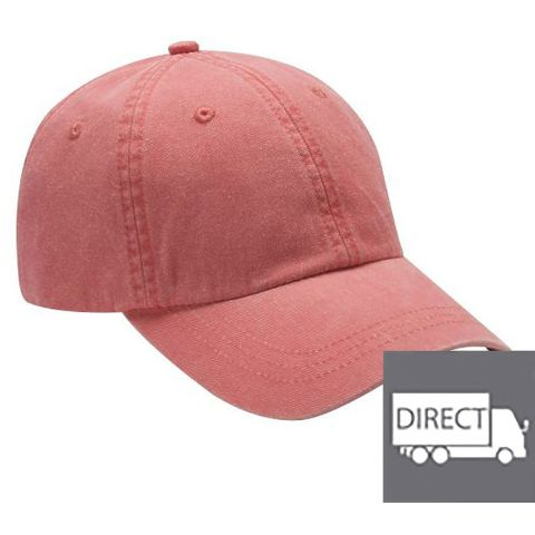 Ladies' Optimum Pigment-Dyed Cap