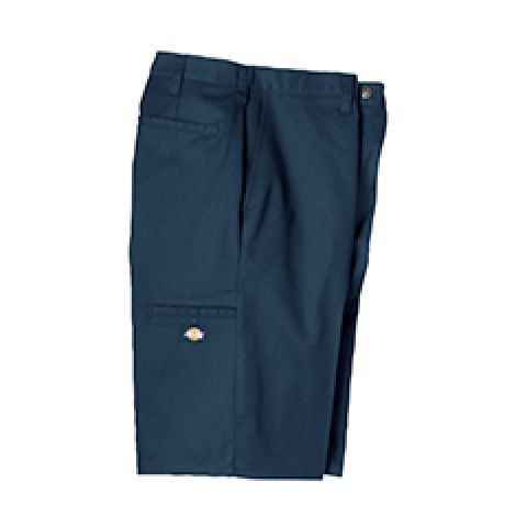 Dickies Workwear LR642 7.75 oz. Premium 11 Industrial Multi-Use Short With Pockets NAVY _42