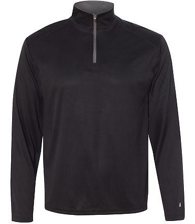 4180 Badger - B-Core Digital Camo T-Shirt Black/ Graphite