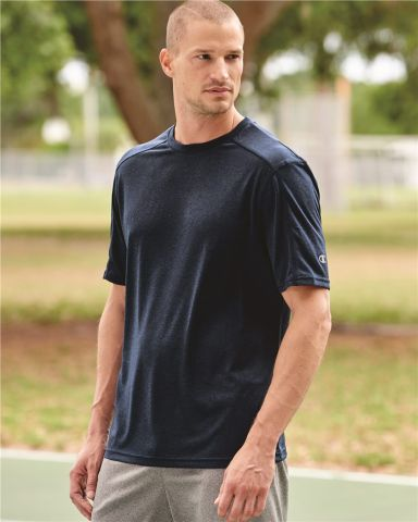 CV20 Champion  Short Sleeve Vapor T-Shirt Catalog