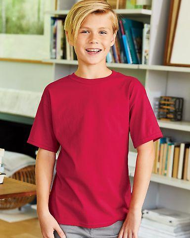 498Y Hanes Youth nano-T® T-Shirt Catalog
