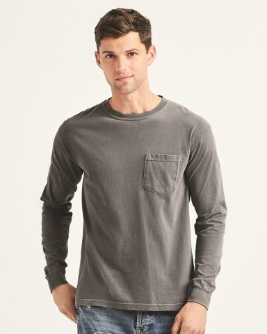 4410 Comfort Colors - Long Sleeve Pocket T-Shirt Catalog