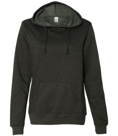 SS650 Independent Trading Co. Juniors' Lightweight Charcoal Heather