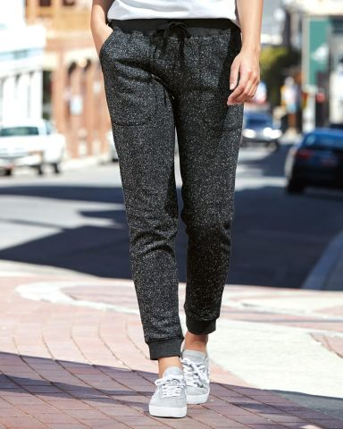 8943 J. America - Women's Glitter Fleece Jogger Catalog