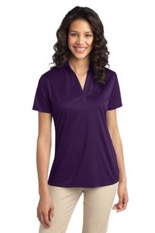 L540 Port Authority Ladies Silk Touch™ Performance Polo Catalog