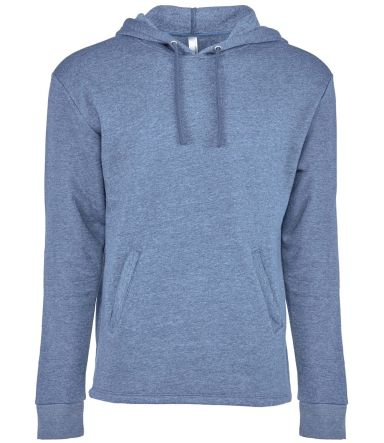 9300 Next Level Unisex PCH Pullover Hoody  HEATHER BAY BLUE