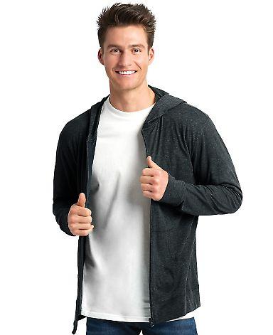 Next Level 6491 Sueded Lightweight Zip Up Hoodie Catalog