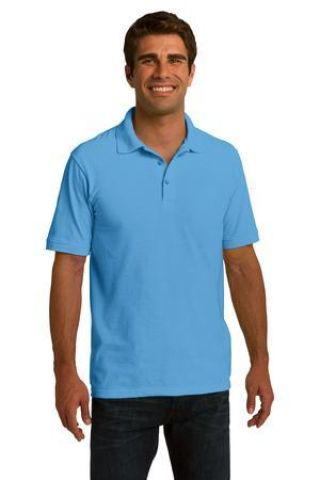 Port & Company KP150 Ring Spun Pique Polo  Catalog