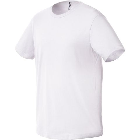 Ei-Lo 3600 Unisex Ring Spun Cotton Tee White