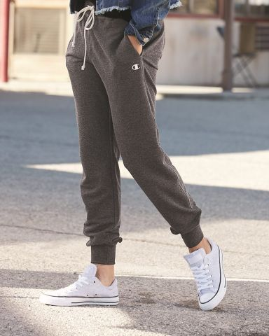 Champion AO750 Authentic Originals Women's French Terry Jogger Catalog