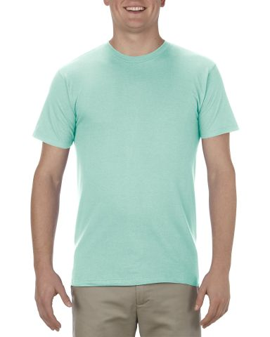 5301N Alstyle Adult Cotton Tee Celadon
