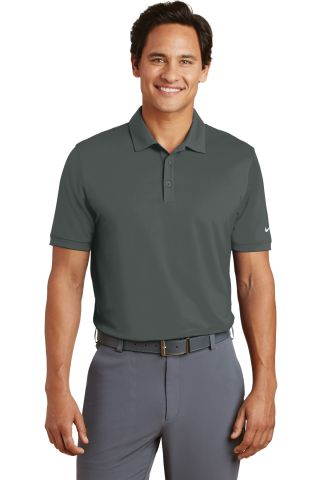 Nike Golf 799802  Dri-FIT Players Modern Fit Polo Anthracite