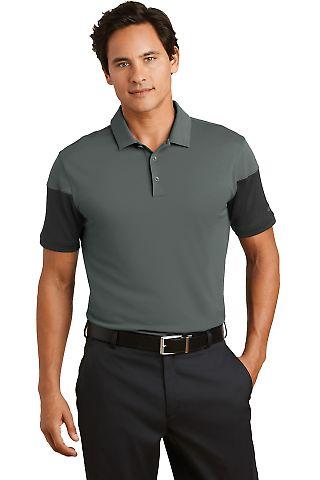 Nike Golf 779802  Dri-FIT Sleeve Colorblock Modern Anthracite/Blk