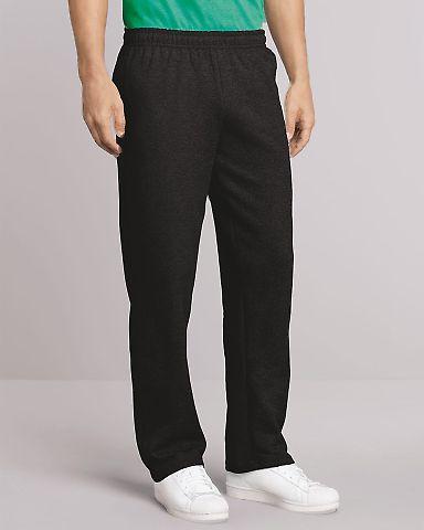 Gildan 18300 Heavy Blend Open Bottom Sweatpants with Pockets Catalog