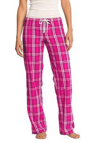 District DT2800    - Juniors Flannel Plaid Pant Catalog