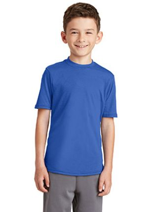 Port & Co PC381Y mpany   Youth Performance Blend Tee Catalog