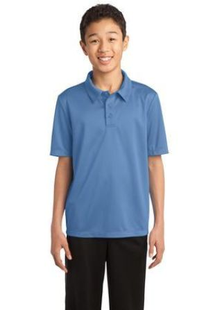 Port Authority Y540    Youth Silk Touch Performance Polo Catalog