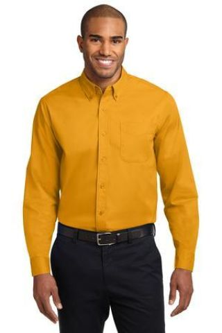 Port Authority S608ES    Extended Size Long Sleeve Easy Care Shirt Catalog